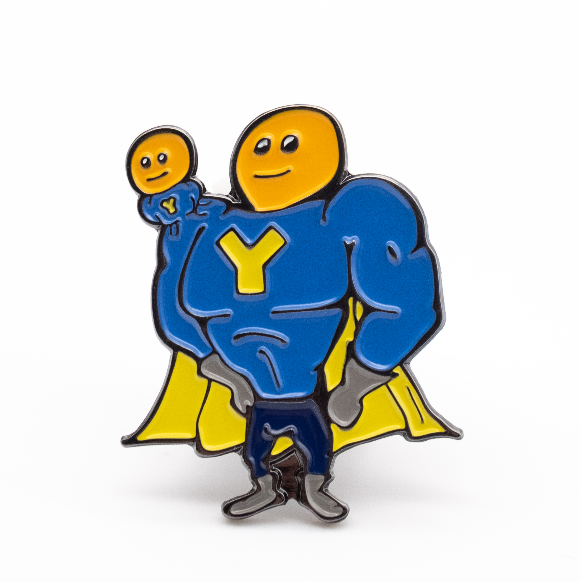 Yeastman pin photo