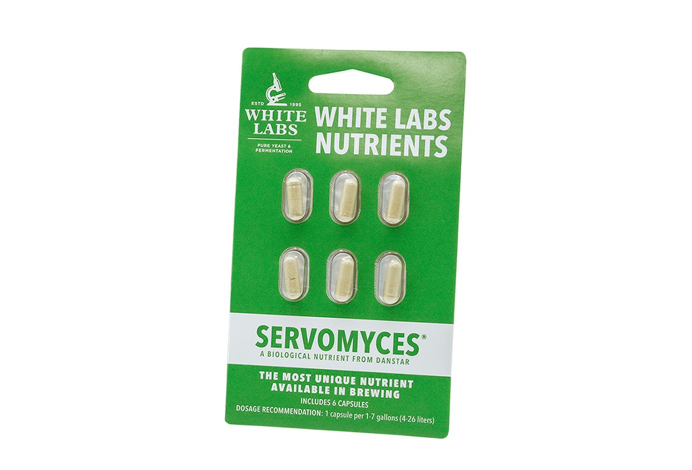 Servomyces (HB Pack of 6)