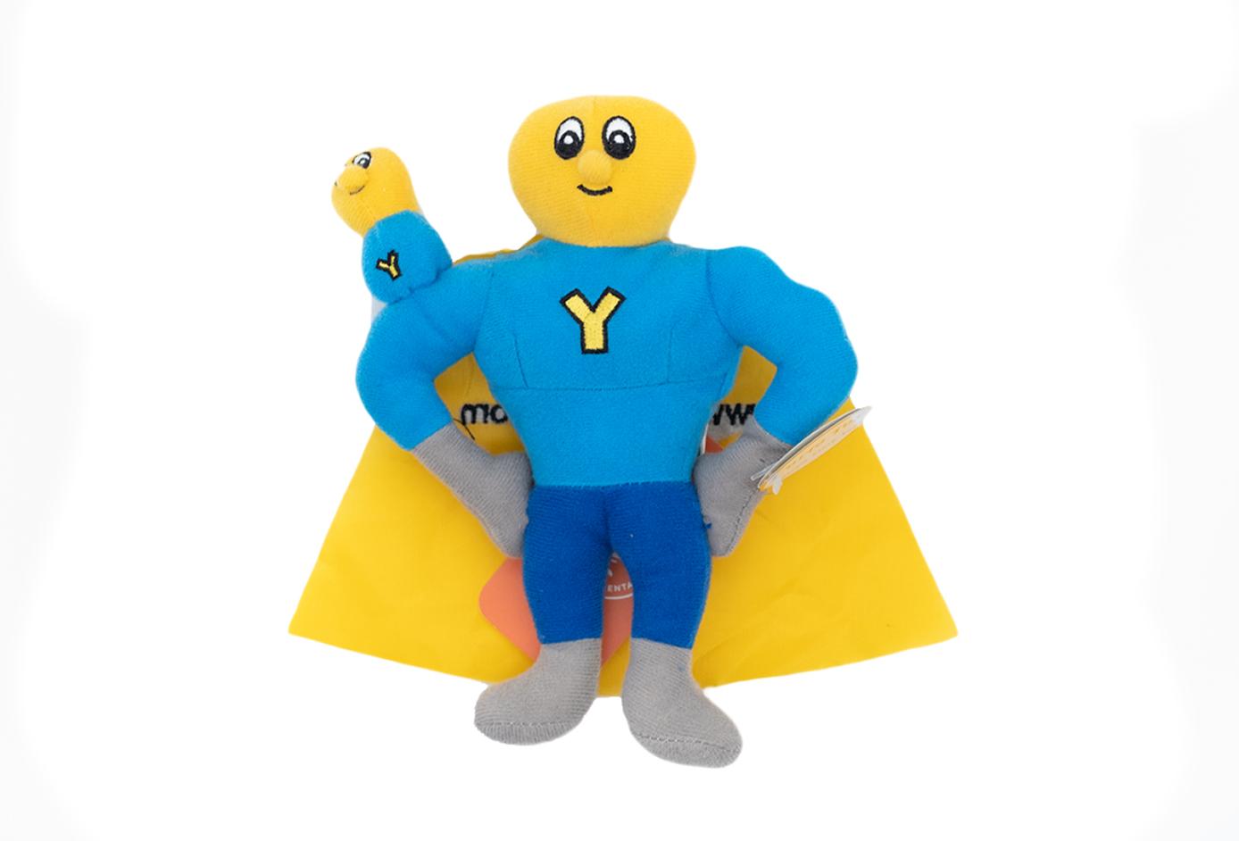 Yeastman Doll