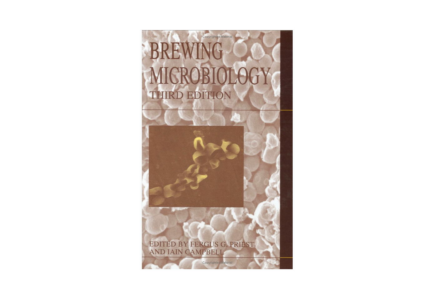 Brewing Microbiology Yeast Book Third Edition
