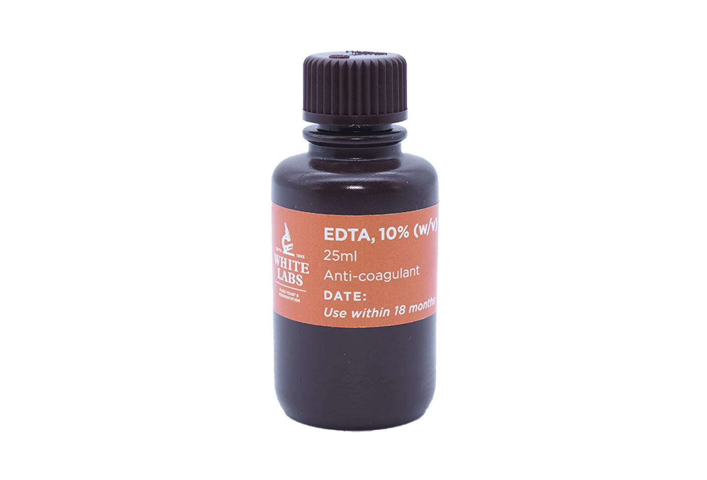 EDTA, 10% (w/v) 25mL