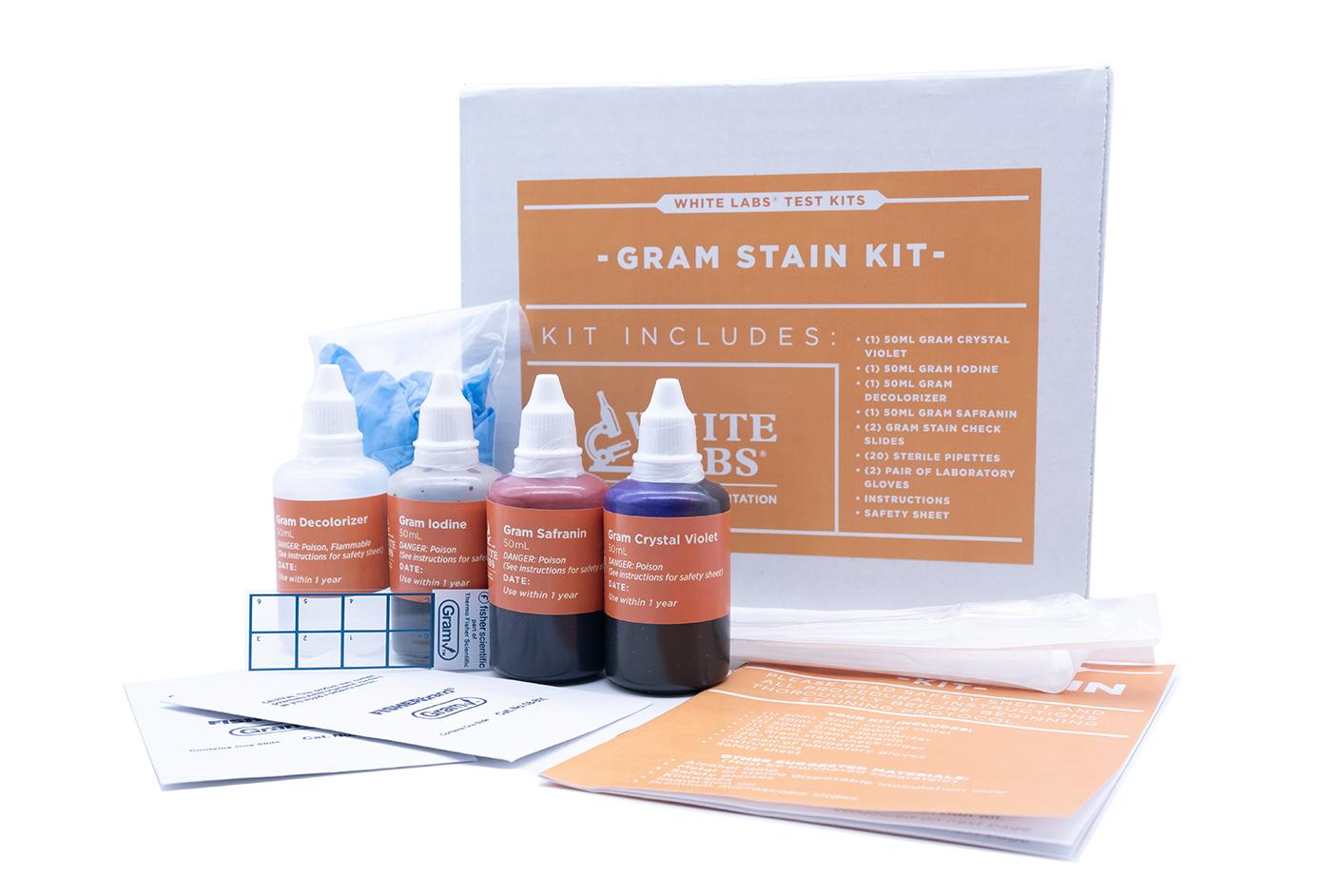 Gram Stain Kit